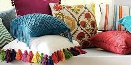 Thread and Sew Your Own Pillows tickets