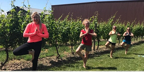 Hike, Yoga  and Wine Expedition tickets