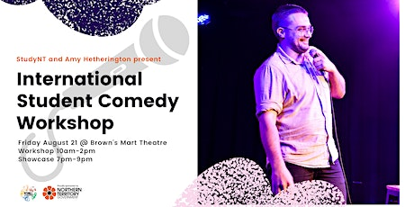 International Student Comedy Workshop tickets