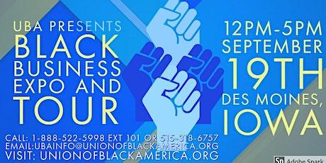 UBA' s Black Business Expo Fall tickets