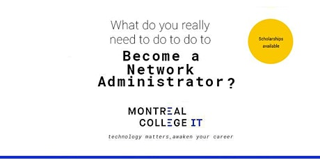 Networking and Technical Support - Assistantship program tickets