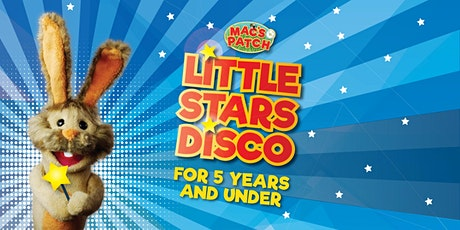 Mac's Patch Little Stars Disco tickets