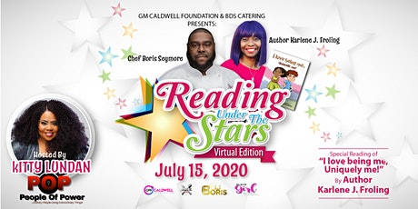 """Reading Under the Stars Healthy Eating, Healthy Living"" Virtual Edition tickets"