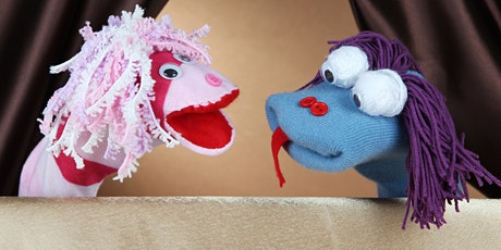 Puppet making worksop (5-12 years) tickets