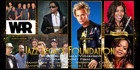 Sunday Grand Finale - Brian Culbertson | WAR| Marion Meadows | Down to the Bone | Queens of Soul Jazz tickets