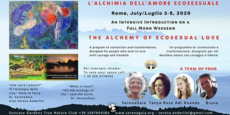 The Alchemy of Ecosexual Love/L'Alchimia dell'Amore Ecosessuale biglietti