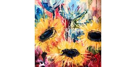 Flower Frenzy - Plucka's Art Studio (Sept 06 1.30pm) tickets
