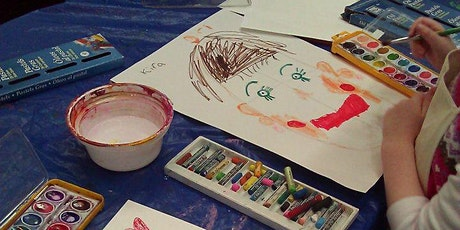 Kids Painting  Classes (must be Boulder County Resident for supply pick up) tickets