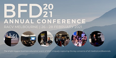 BFD Conference 2021 - Melbourne tickets