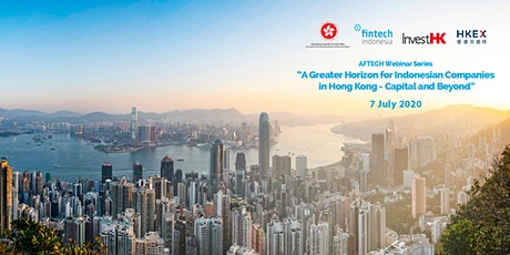 A Greater Horizon for Indonesian Companies in Hong Kong- Capital and Beyond tickets