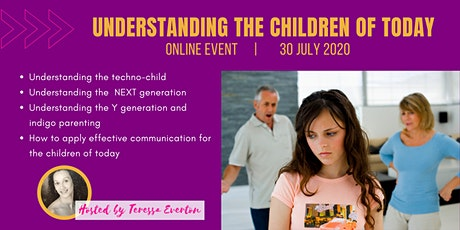 Understanding the Children of Today tickets