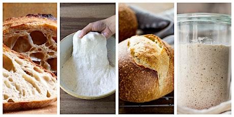 Sourdough Bread - Online Live Class tickets