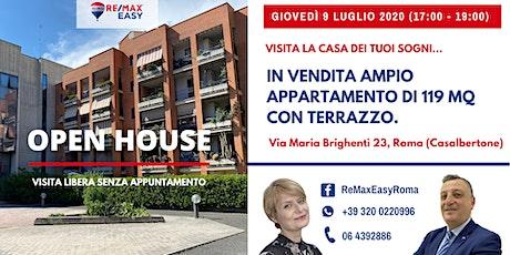 OPEN HOUSE RE/MAX EASY, VISITA LIBERA SENZA APPUNTAMENTO biglietti