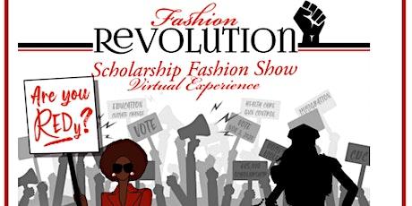 Fashion Revolution Scholarship/Fashion Show Virtual Experience tickets