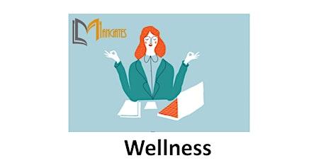 Wellness 1 Day Virtual Live Training in Brisbane tickets