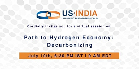 USISPF Presents 'Path to Hydrogen Economy: Decarbonizing' tickets