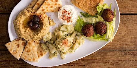 Vegan Middle East Appies - Online Live Class tickets