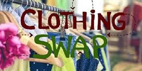 Clothes Swap tickets