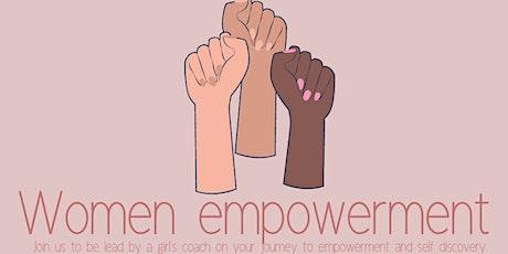 ✨WOMEN EMPOWERMENT [WOMEN ONLY] tickets