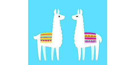 Llama Lovers - Woolloomooloo Bay Hotel (Aug 23 1.30pm) tickets