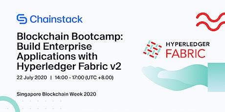 Blockchain Bootcamp: Build Enterprise Applications with Hyperledger Fabric entradas