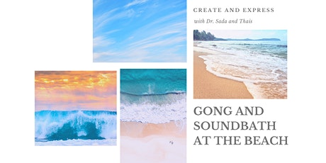 Gong and Sounbath at the Beach tickets