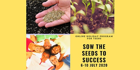 Sow the Seeds to Success tickets