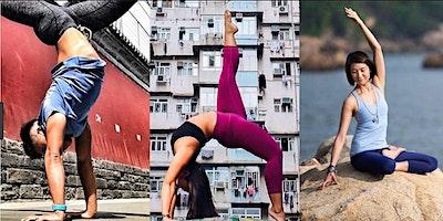 Webinar: 线上瑜伽课 | TEC Yoga Class with Fit