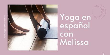 Yoga en español con Melissa en Múnich tickets