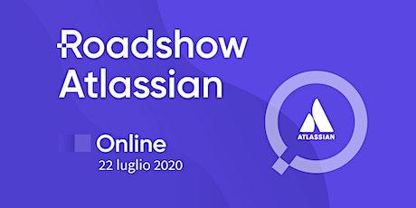 Roadshow Atlassian  Service Management Monitoring tickets