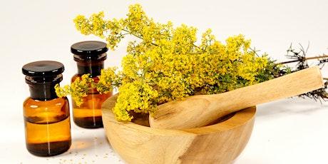 Wien: Arzeneipflanzen-Workshop – Pflanzliche Wirkstoffe aus der Natur tickets