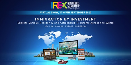 IREX Residency & Citizenship Conclave 2020, Virtual Edition tickets