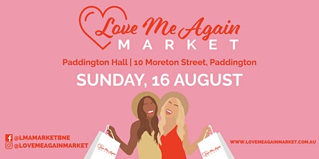 Love Me Again Pre-Loved Fashion Market - August tickets