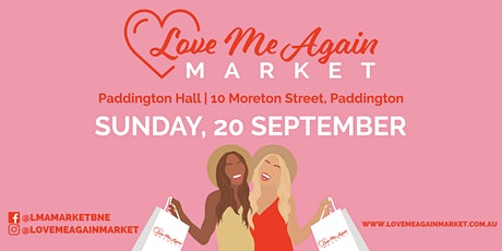 Love Me Again Pre-Loved Fashion Market - September tickets