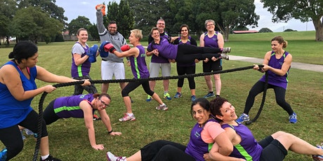 BOOTCAMP free trial session Sunday 26 July tickets