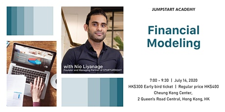 Jumpstart Workshop: Financial Modelling tickets