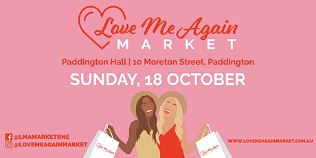 Love Me Again Pre-Loved Fashion Market - October tickets