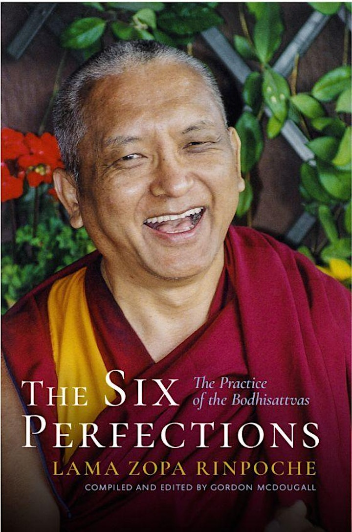Lamrim Chenmo - The Six Perfections (ONLINE) image
