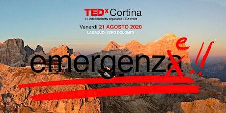 TEDxCortina Emergenze biglietti