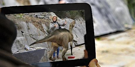 Un Carso a prova di famiglia - Workshop col dinosauro biglietti
