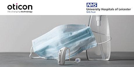 NHS Audiology Webinar Series  - Parts 1, 2 & 3 tickets
