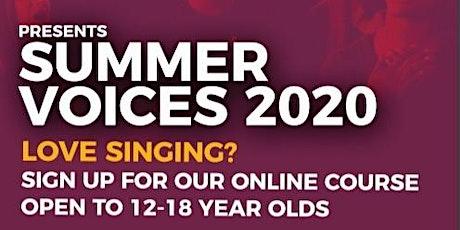 Summer Voices tickets