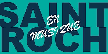 Saint-Roch en musique billets