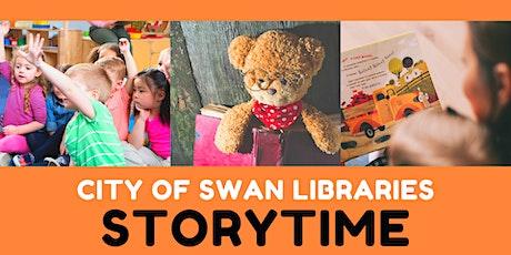 Bullsbrook  Library Storytime tickets