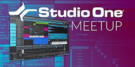 Studio One E-Meetup - Mexico entradas