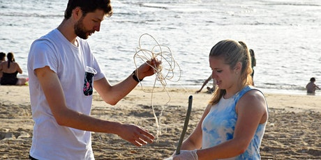 Haifa: Tar cleaning at the beach - ניקיון זפת בחוף tickets