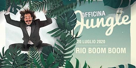 Rio Boom Boom biglietti