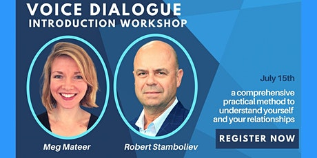 Voice Dialogue: an online introduction workshop tickets