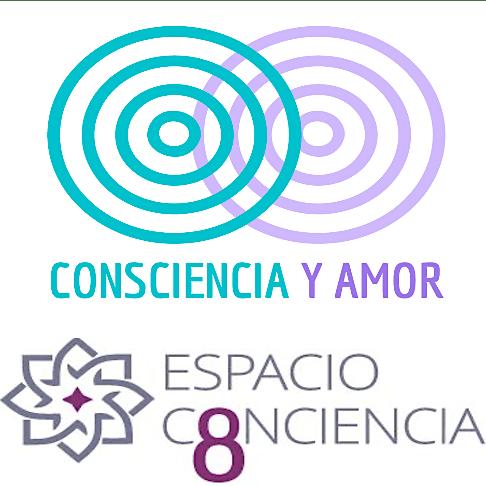 EVENTOS CONSCIENCIA Y AMOR EN ESPACIO CONCIENCIA 8 logo