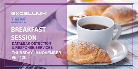 Breakfast Session : Dataleak Detection and Response Services tickets